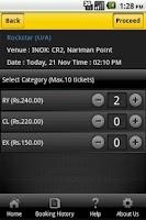 Screenshot of INOX