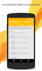 Deep Sleep Battery Saver Pro 5.0 APK 2