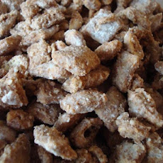 Peanut Butter Lover's Puppy Chow