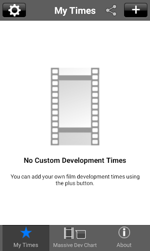 Massive Dev Chart Timer - screenshot