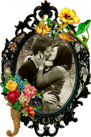 Screenshot of Romantic Classic Photo Frames