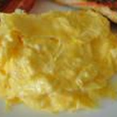 Scrambled Eggs Hotel Style... Very Simple