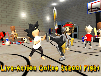 School of Chaos Online MMORPG APK for Nokia