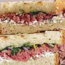 The Absolute Best Roast Beef Sandwich