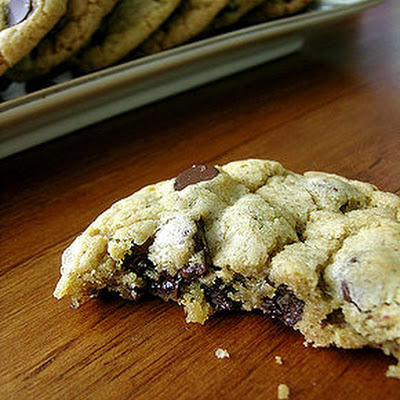 Subway Chocolate Chip Cookies