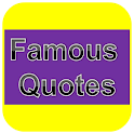 Famous Quotes and Authors icon