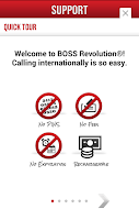 Screenshot of BOSS Revolution CA