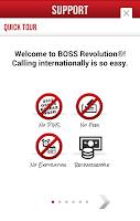 Screenshot of BOSS Revolution CA