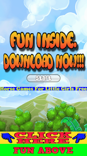 Horse Game For Little Girl Fre - screenshot