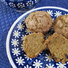Ultimate Sunrise Carrot Muffins