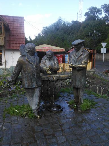 Mimino Statues