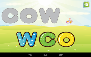 Screenshot of Kids Spell & Learn: Animals