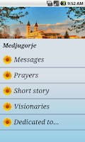 Screenshot of Medjugorje
