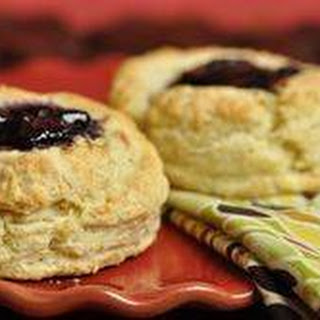 Scones Topped With Preserves Tested