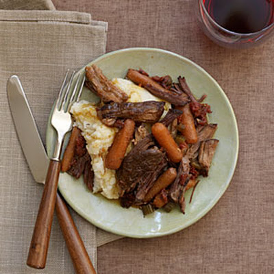 Slow-cooker Chuck Roast