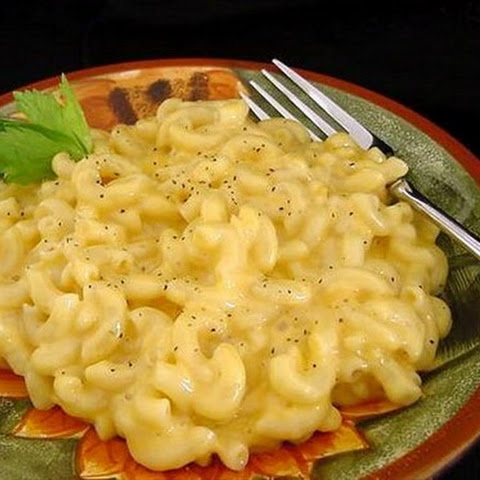 Georgia Macaroni With American Cheese