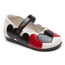 Moschino Heart Bar Shoe SHOES