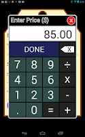 Screenshot of Discount Calculator