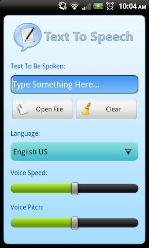 Text To Speech Reloaded