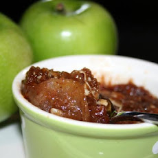 Manzana Crocante ( Apple Crisp)