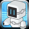 C-Bot Puzzle - jump, dash, invert, shoot & explore this cool platform puzzler