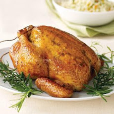 Trini Style Herb Roasted Whole Chicken