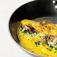 Golden-Brown Omelet