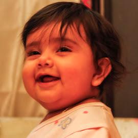 Smile by Rajib Chatterjee - Babies & Children Child Portraits (  )