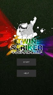 TWIN STRIKER for Free - screenshot