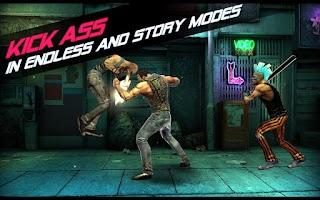 Screenshot of Fightback