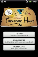 Screenshot of Treasure Hunt Bergen