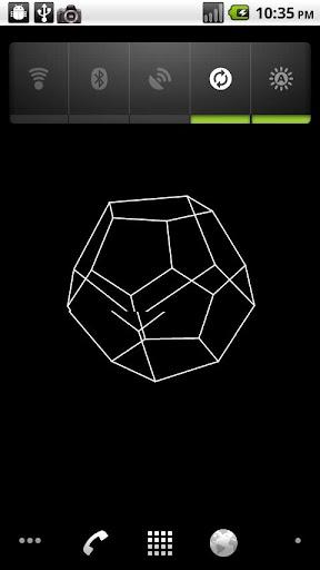 Live Cubes Wallpaper
