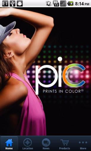 Prints In Color