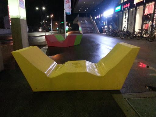 Tetris Stühle