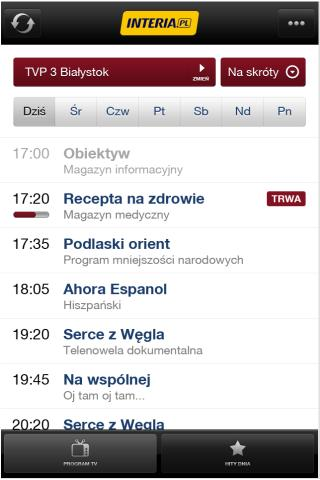 program-tv-program-telewizyjny for android screenshot