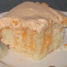 Dreamsicle Lovers Cake