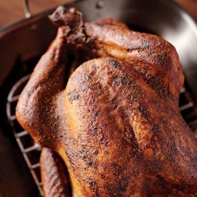 Spice-Rubbed Turkey