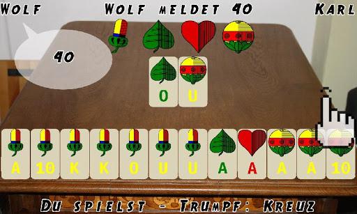 Binokel - screenshot