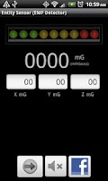 Screenshot of Entity Sensor (EMF Detector)