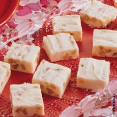Nutty White Fudge
