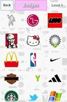 Screenshot of Logo Trivial Quiz