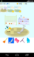 Screenshot of baby cleaning games