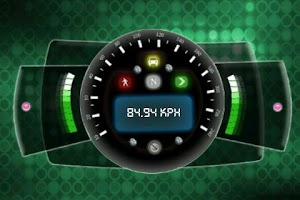 Screenshot of Speedometer 1.0