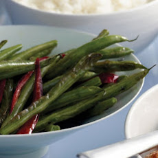 Stir-Fried Green Beans