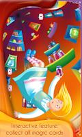 Screenshot of Alice in Wonderland FREE