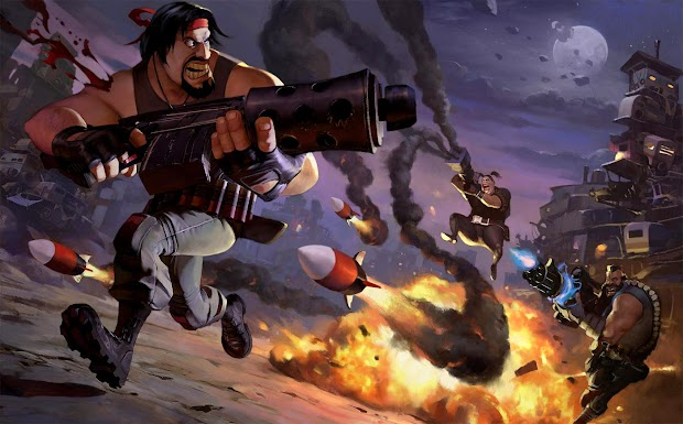 Edge Of Reality's free-to-play shooter Loadout to arrive at the end of the month