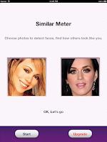 Screenshot of Similar Meter