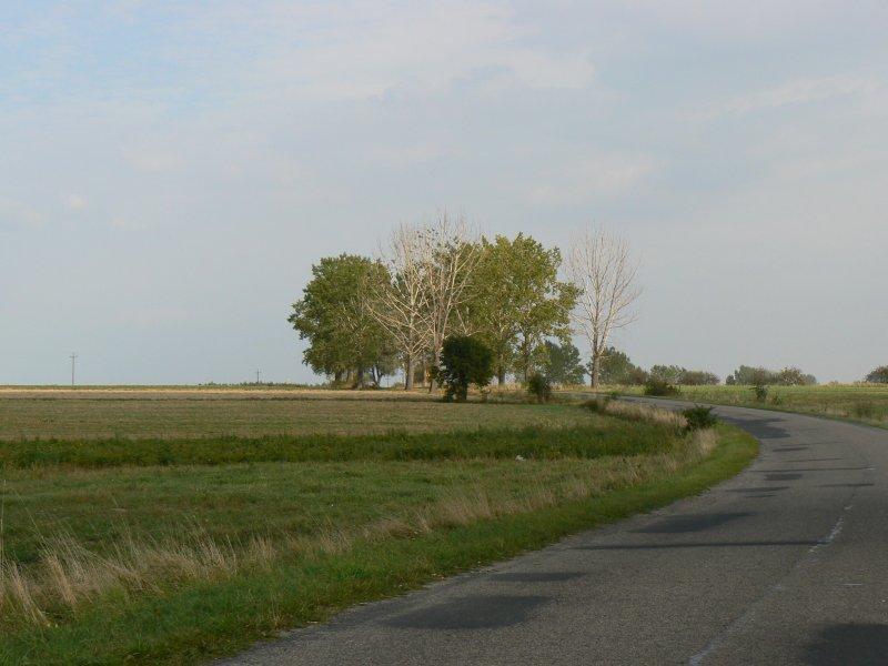 W drodze na Stare Ławeczko