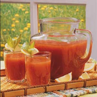 Spicy Vegetable Juice Recipes