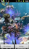 Screenshot of Coral Reef Lite Free Aqua Live
